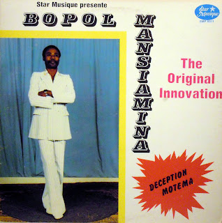 Bopol Mansiamina -The Original Innovation,Star Musique