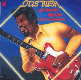 Otis Rush Groaning The Blues Original Cobra Recordings 1956 58