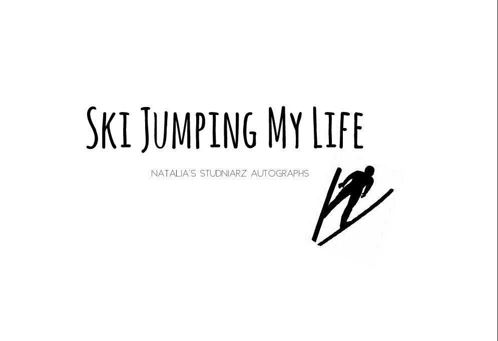 SKI JUMPING MY LIFE