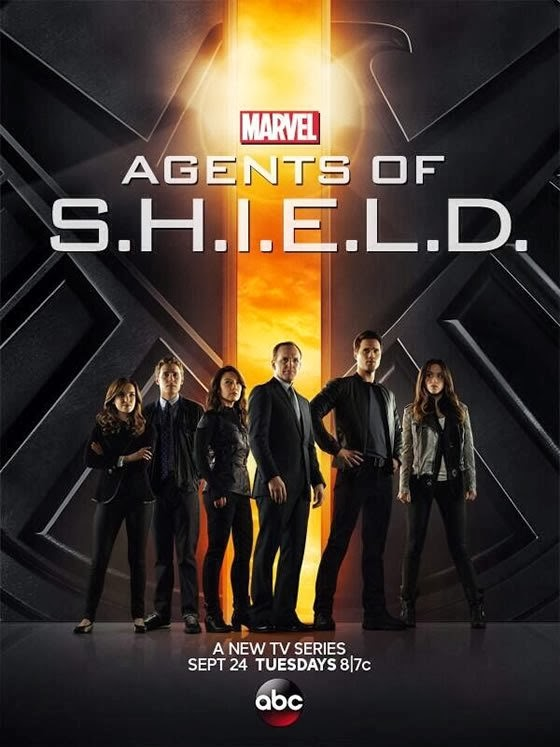 Marvel's Agents Of SHIELD (Tv Series 2013-) ταινιες online seires oipeirates greek subs