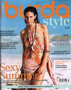 Burda Style №7 2012