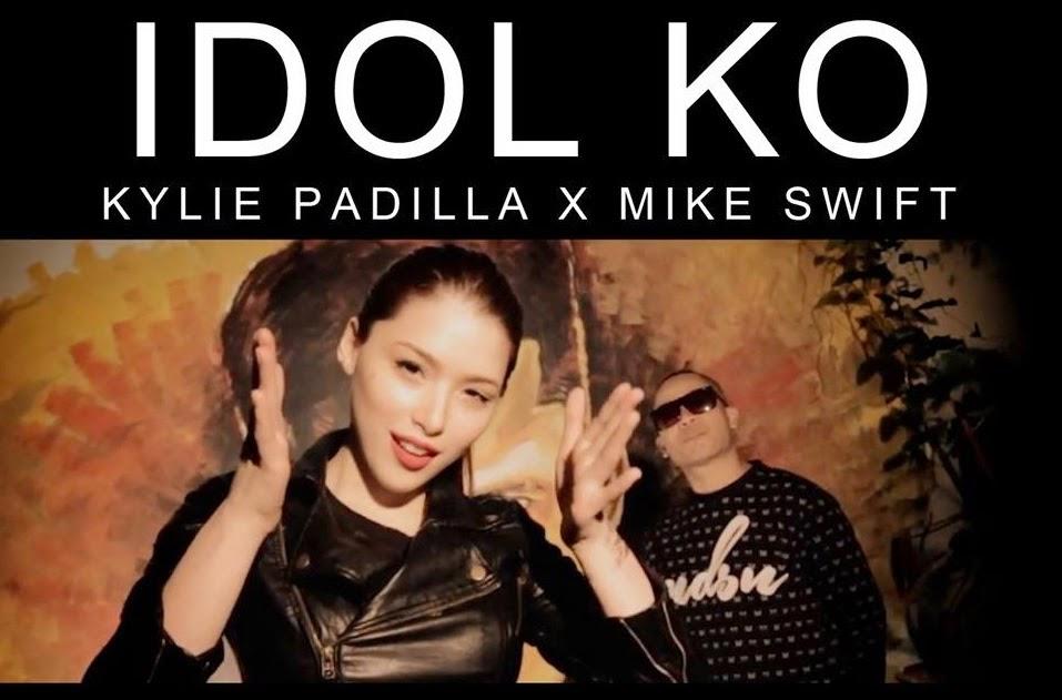 Kylie Padilla,Mike Swift , Idol Ko, Idol Ko lyrics,Idol Ko Video, Latest OPM Songs, mp3, Music Video, OPM, OPM Artists, OPM Hits, OPM Lyrics, OPM Rap, OPM Songs, OPM Video, Pinoy,