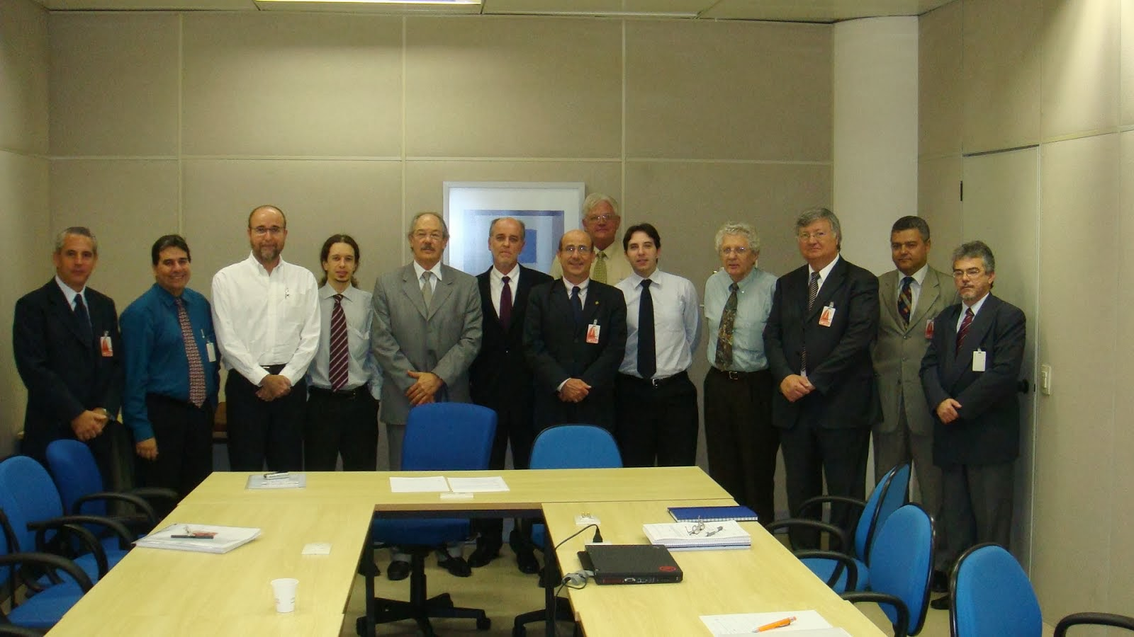Criação do Subcomitê SC IECEx BR do Cobei (26/05/2008)