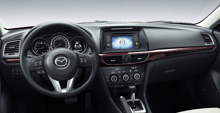 2012 Mazda 6 Interior Pictures To Pin On Pinterest Pinsdaddy