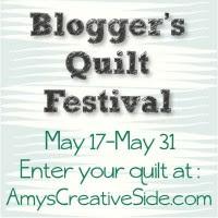 Blogger's Quilt Festival Spring 2013