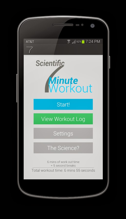 Scientific 7 Min Workout Pro v1.6
