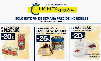 ofertas hipercor navidad 2013