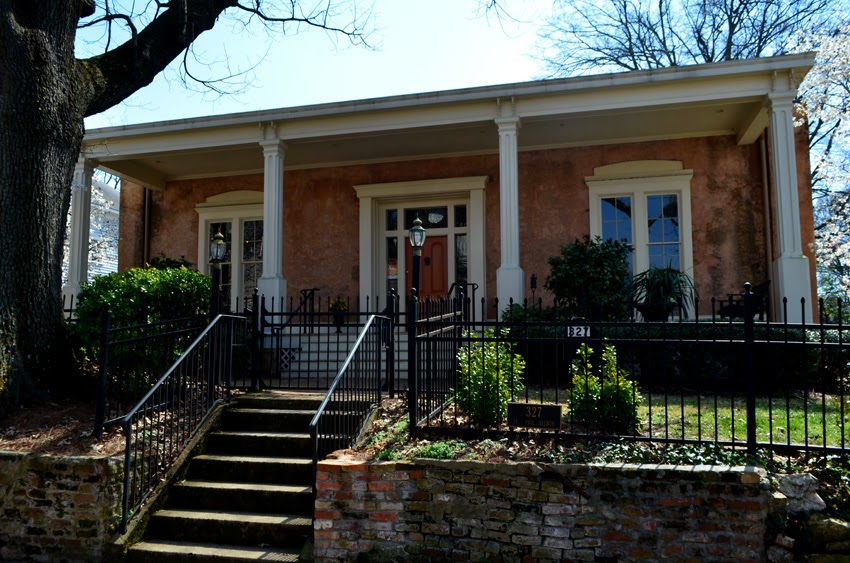 LP Grant Mansion, Atlanta Preservation Center Headquarters