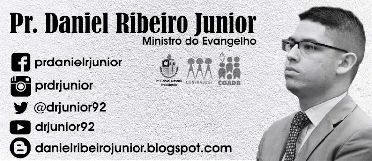 Pr. Daniel Ribeiro Junior