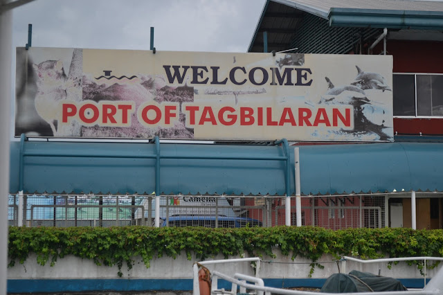 Port of Tagbilaran, Bohol