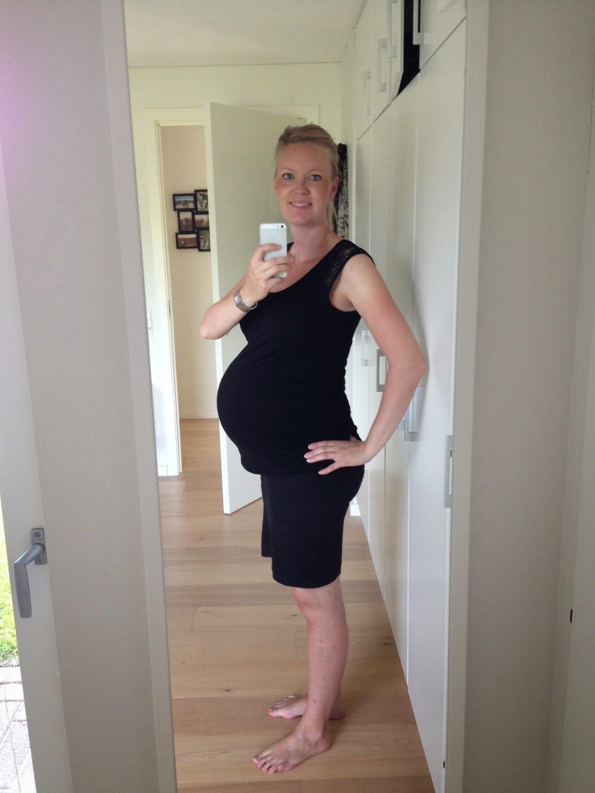 Buus og Babys: Gravid i uge 38