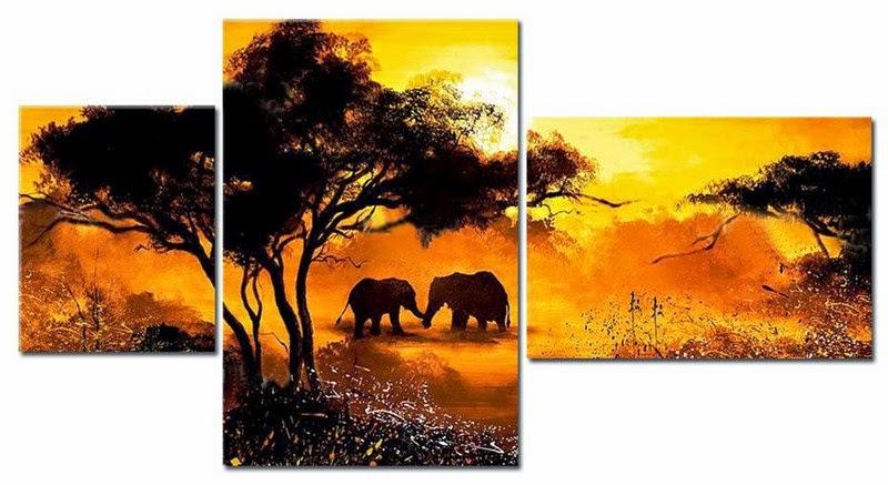 pinturas-africanas-modernas-decorativas
