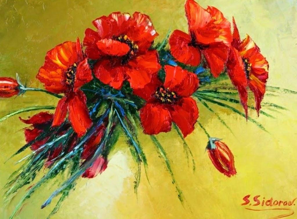 cuadros-modernos-con-flores