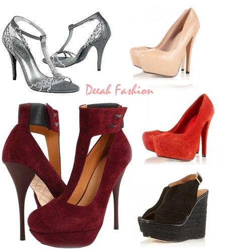 Warna Sepatu Yang Wajib Dimiliki