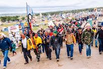 EE.UU: Los sioux, en guerra contra Trump