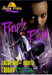 PURPLE  RAIN  WITH  DJ  JOE