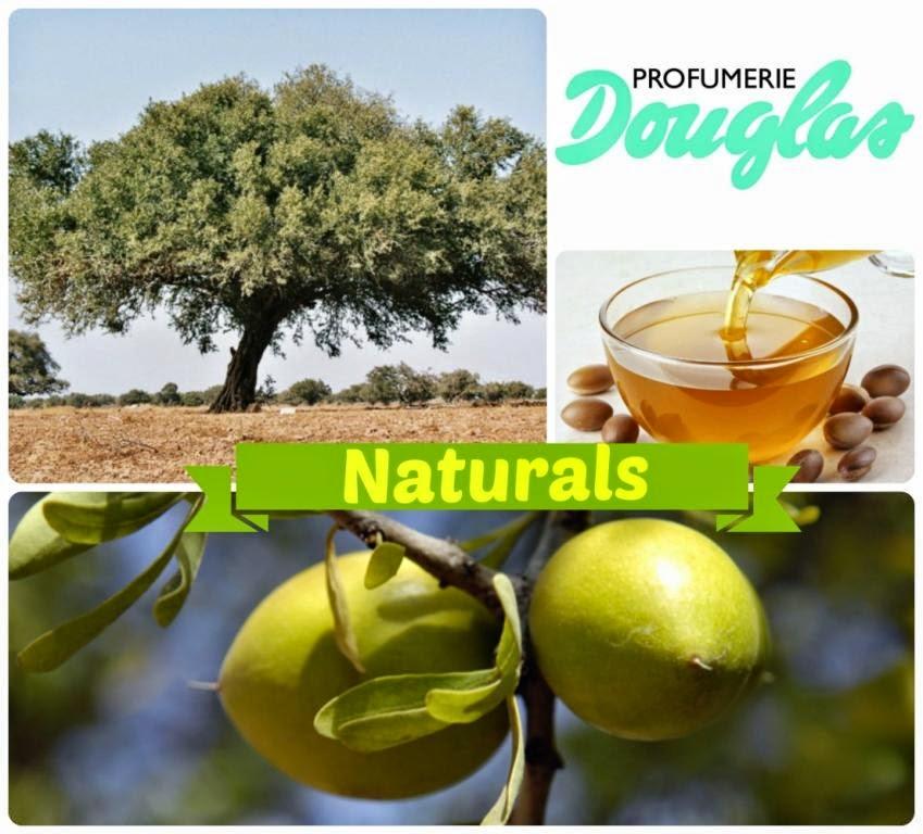 Linea Douglas Naturals all'Olio di Argan