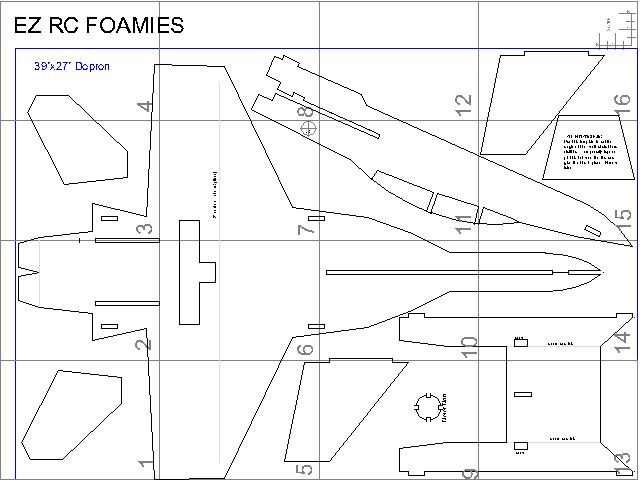 Rc Plane Plans Pdf | www.imgkid.com - The Image Kid Has It!
