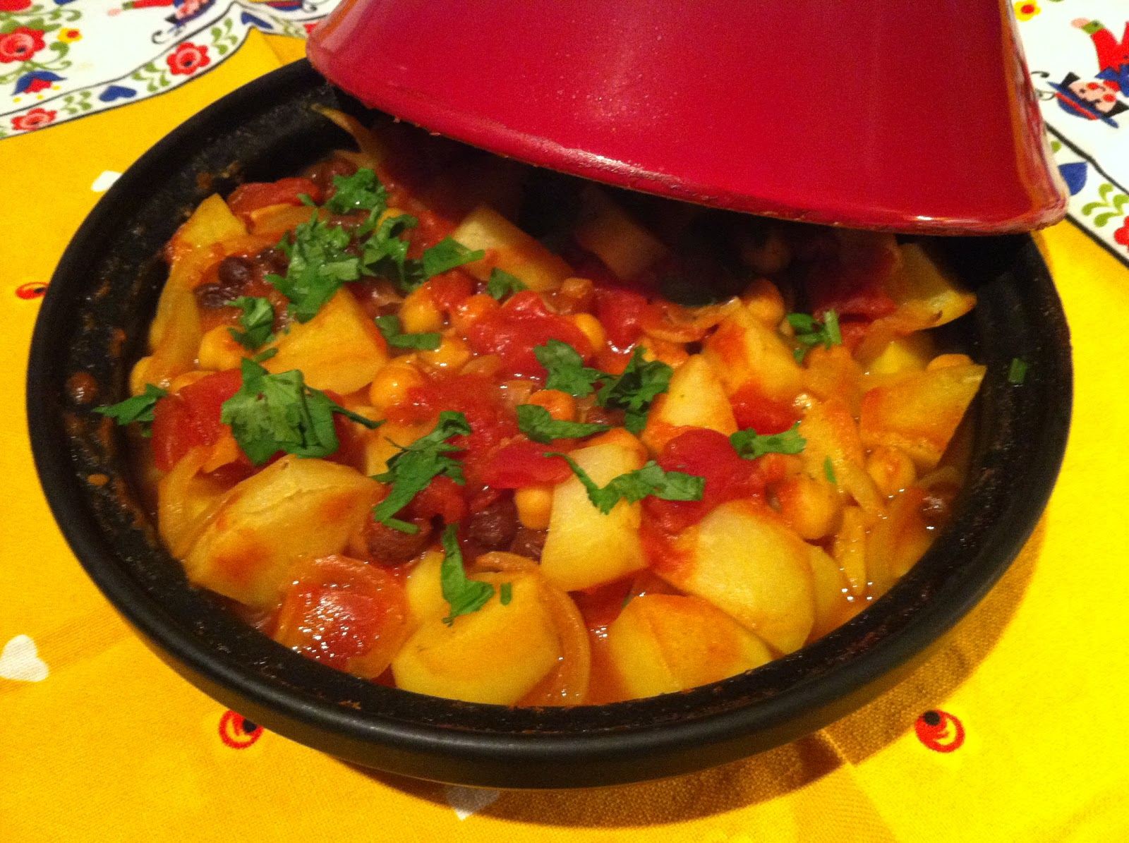 ... Kitchen: of vegan creations: Moroccan Vegetable Tagine with couscous