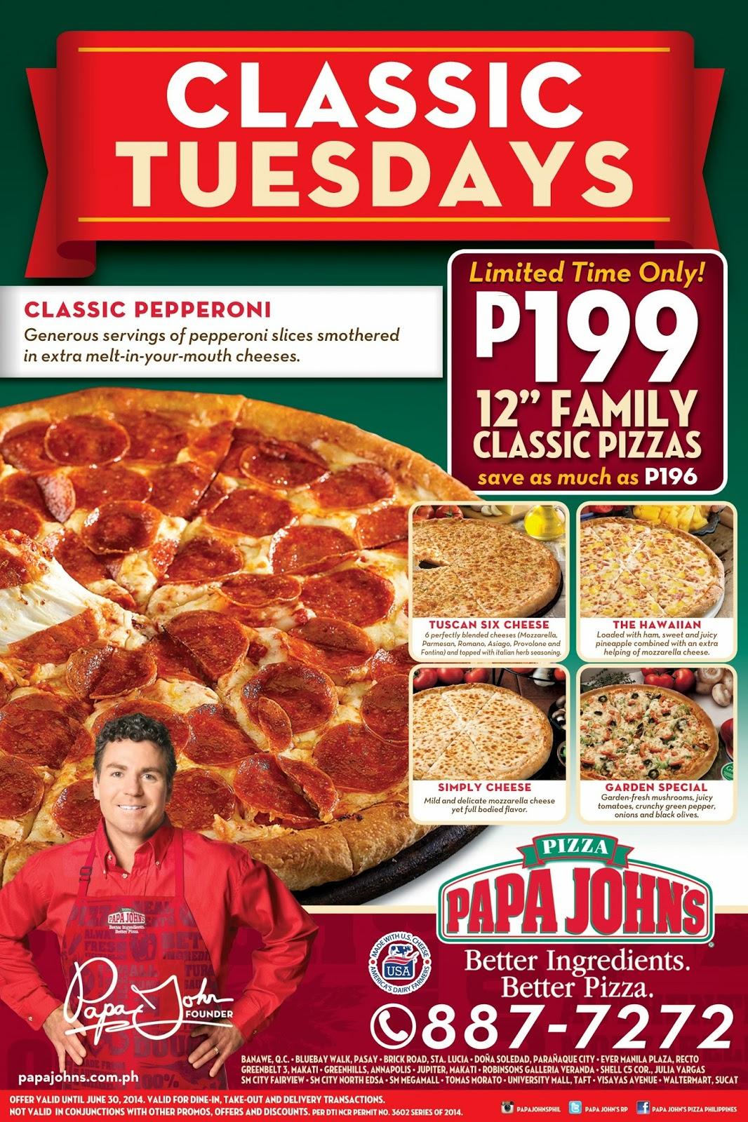 papa john u0027s new chicken carbonara pizza