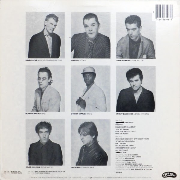 Friday night record party ian dury and the blockheads laughter supermans big sister is one of my favorite ian dury tracksjust a catchy stomping good time single that makes great use of ians off the cuff vocals solutioingenieria Images