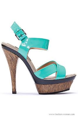 obuv barbara bui vesna leto 2011 03 Жіноче взуття від Barbara Bui