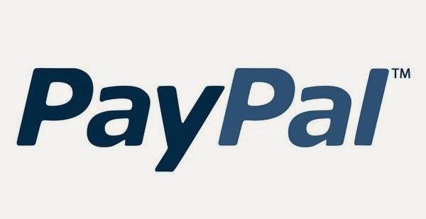 PayPal Logo font download
