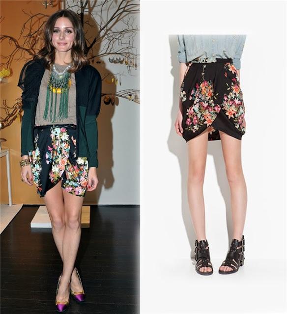 Tendencia faldas wrap carolime 39 s closet - Zara en cadiz ...