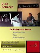 En el café Libertad 8