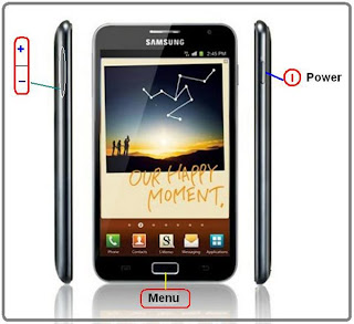 Samsung Galaxy Note N7000 Gellybean Update
