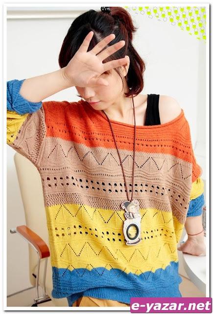2014 Yeni Moda Bayan Kazaklar