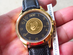 BERNHARD H MAYER - SOLID GOLD QUEST INTERNATIONAL - LIMITED EDITION 0110 / 4999 - SWISS MADE