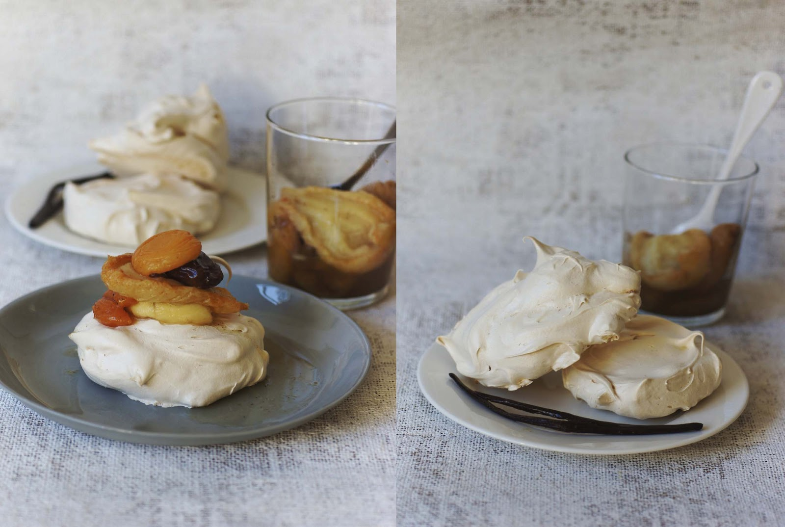 Poached Apricots With Cardamom Recipe — Dishmaps