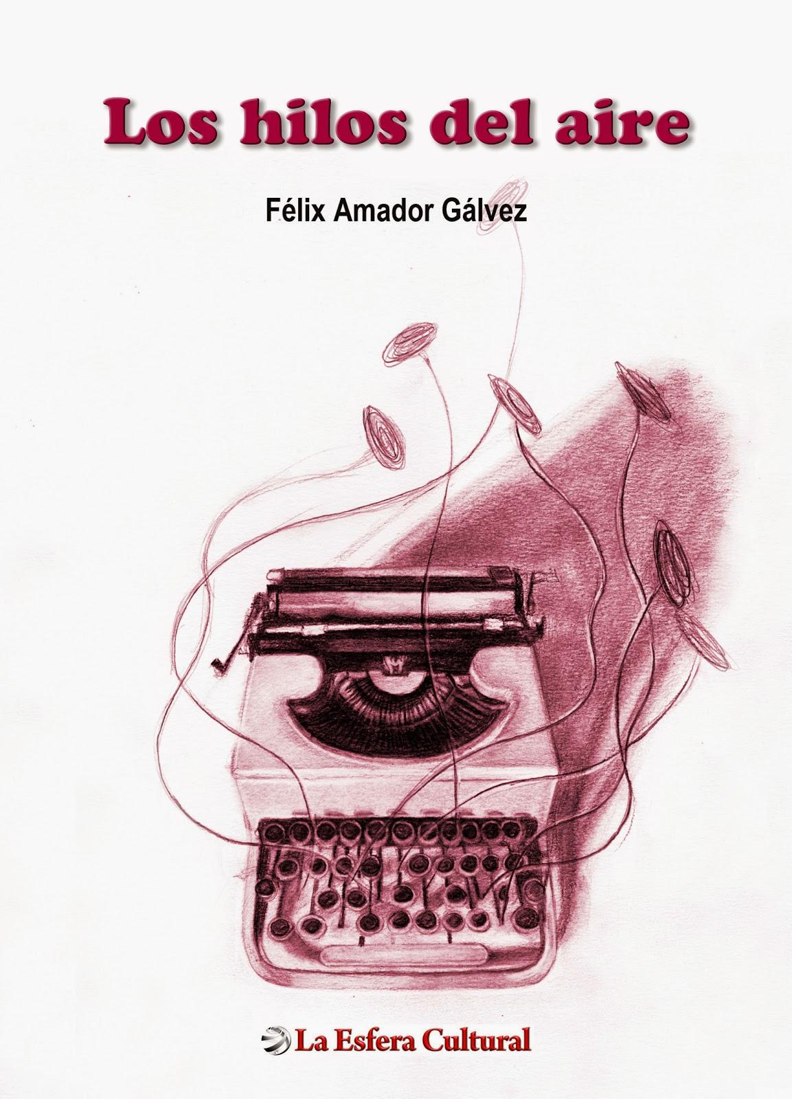 maquina escribir, hilos, novela corta,
