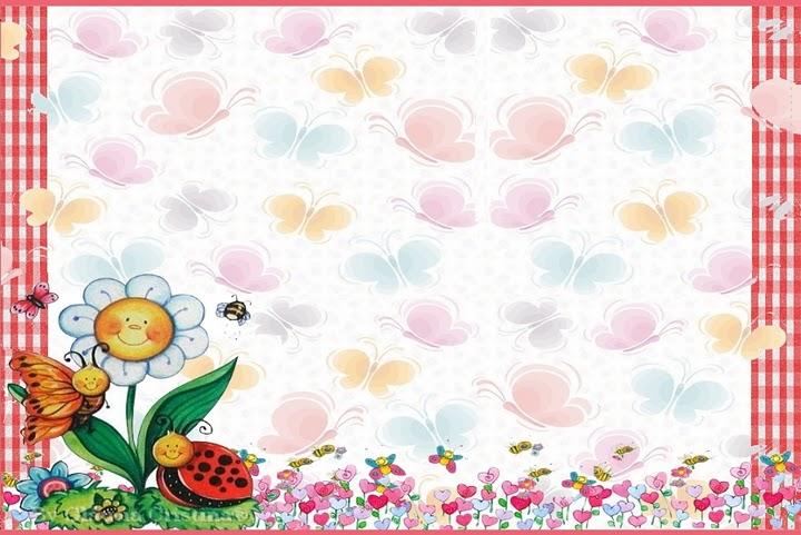 imagens de jardim encantado para convites:Jardim Encantado