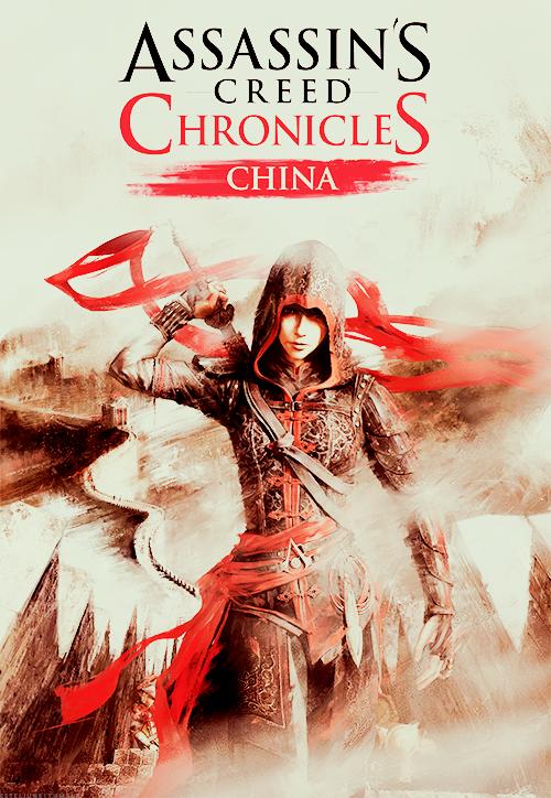 Assassins Creed Chronicles China CODEX