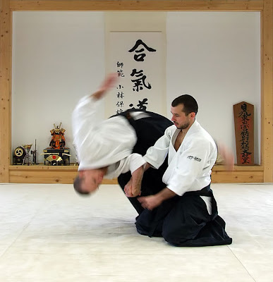 5 Aikido 10 of the Worlds Well Known Martial Arts