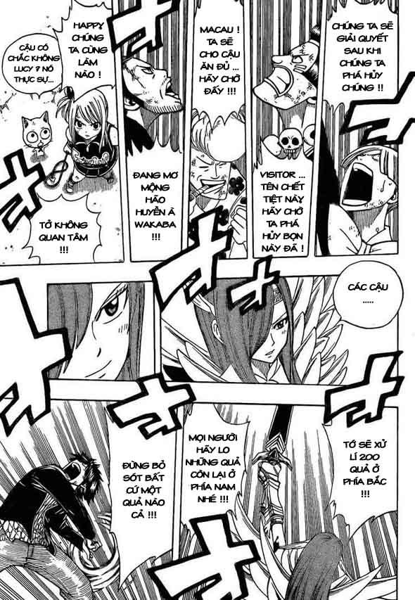 TruyenHay.Com - Ảnh 13 - Fairy Tail Chap 122