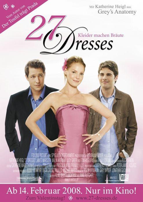 27 Dresses ~ DVD Freakkkssss