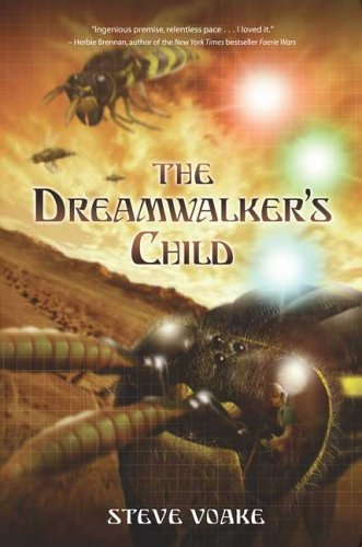 The Dreamwalker's Child Cover