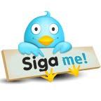 Siga-me no Twiter