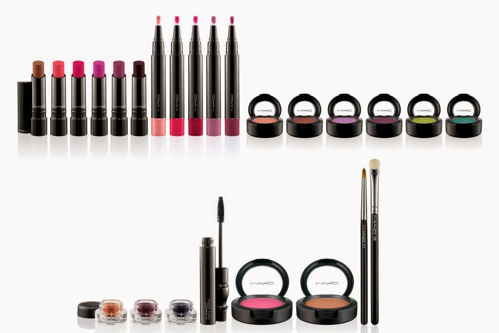 MAC Moody Blooms Collection — a Modern Mrs.