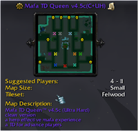 mafa td queen v4.5c(C+UH) strategy