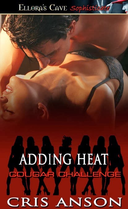 Adding Heat by Cris Anson