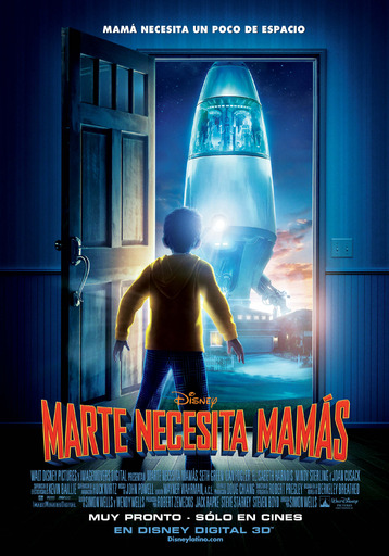 Mars Needs Moms (2011) DVDRip Audio Latino 1 LiNK