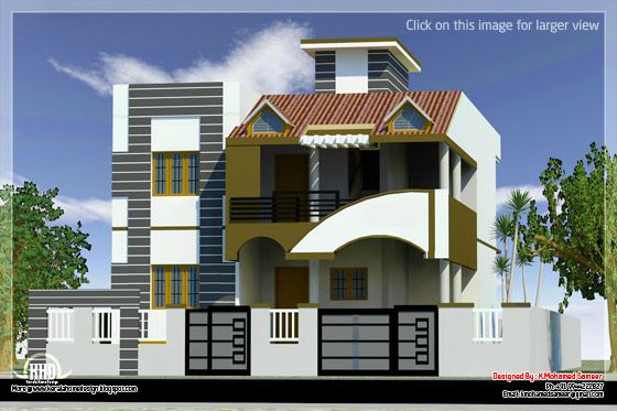 March 2013 kerala home design architecture house plans House plans india with two bedrooms
