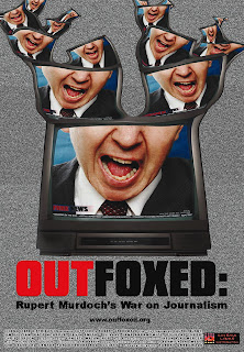 A Guerra do Murdoch Contra o Jornalismo / Outfoxed - Rupert Murdoch's War On Journalism Poster_med