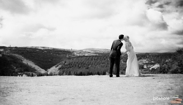 The Horn of Plenty devon wedding Picshore Photography