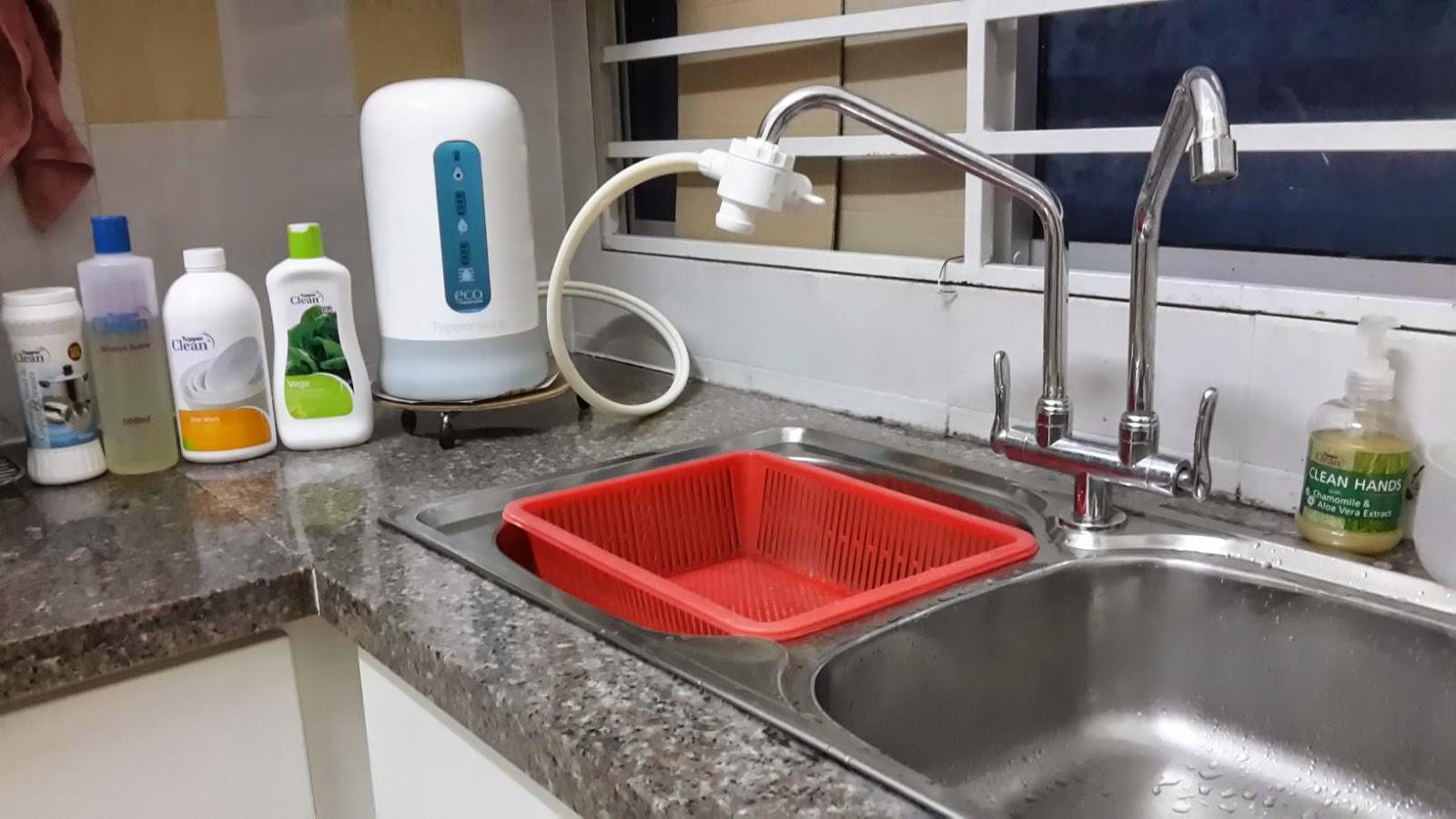 Vortex Life Tupperware S Nano Nature Water Filtration System