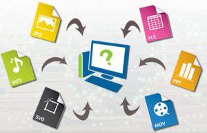 programmi per convertire ogni formato di file